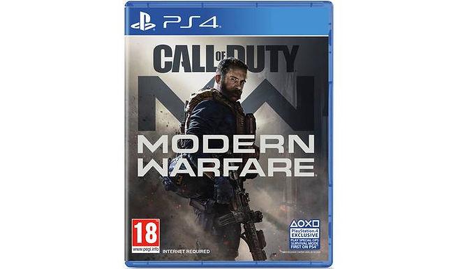 Game - Call Of Duty: Modern Warfare - PS4/Mídia Física