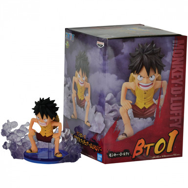 FIGURE ONE PIECE - MONKEY D. LUFFY - BURST