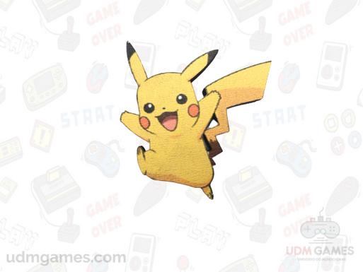 PoKémon - Pikachu / Imãs
