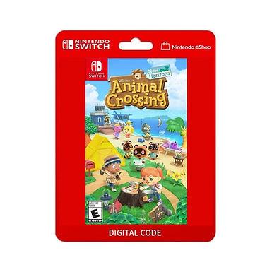 Animal Crossing New Horizons - Nintendo Switch Código 16 Dígitos