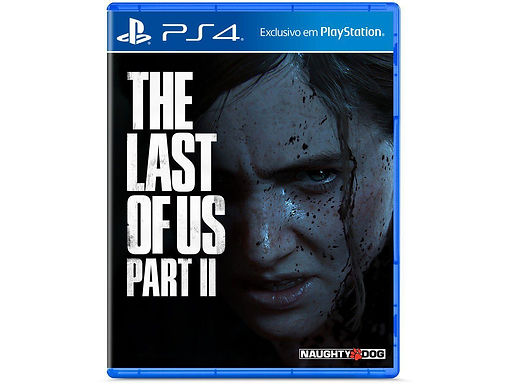 The Last of Us Part II para PS4/Mídia Física