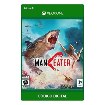 Maneater - Xbox One Código 25 Dígitos