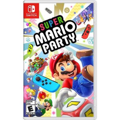 Super Mario Party - Nintendo Switch/Mídia Física