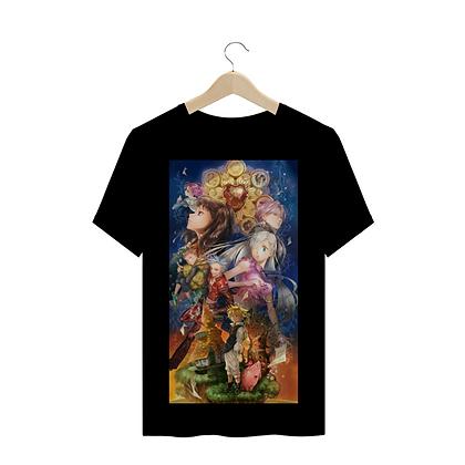 Camiseta  7 Sete pecados capitais Anime