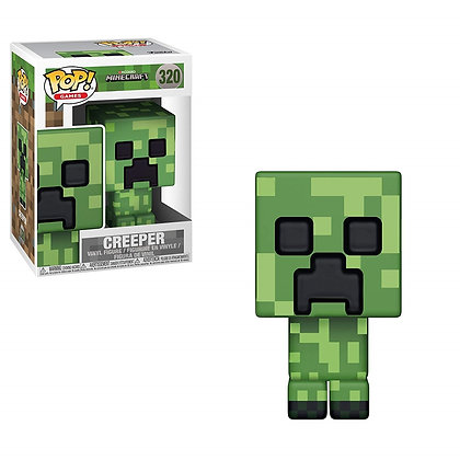 Boneco Funko POP Minecraft Creeper