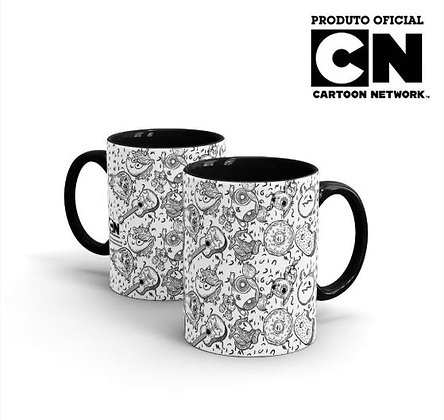 Caneca Cartoon Network OFF Mix 2