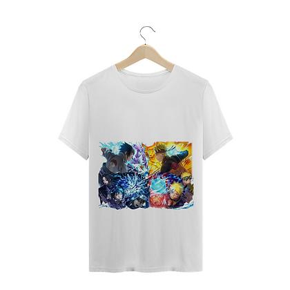 Camiseta - Naruto e Sasuke