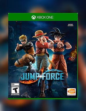 Jump Force - XBOX ONE/Mídia Física