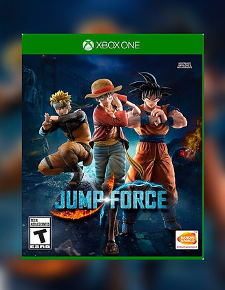 Jump Force - XBOX ONE/Mídia Física