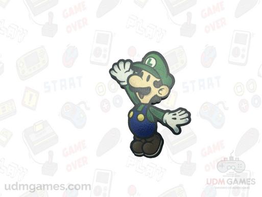 Super Mario - Luigi / Imãs