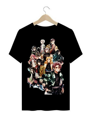 Camiseta Anime / Demon Slayer Kimetsu no Yaiba
