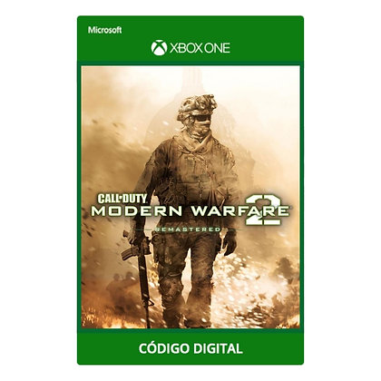 Call of Duty: Modern Warfare 2 Campaign Remastered - Xbox One Código 25 Dígitos
