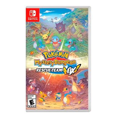 Pokémon Mystery Dungeon: Rescue Team DX - Nintendo Switch/Mídia Física