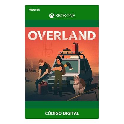 Overland by Finji - Xbox One Código 25 Dígitos