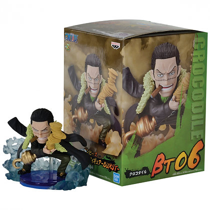 FIGURE ONE PIECE - CROCODILE - BURST