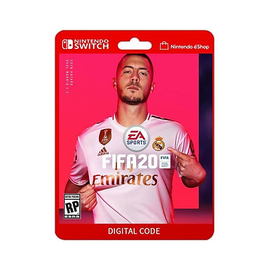 EA SPORTS FIFA 20 Edição Legacy - Nintendo Switch Código 16 Dígitos