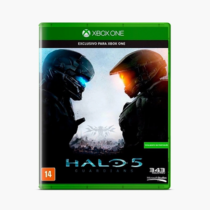 Halo 5: Guardians - Xbox One/Mídia Física