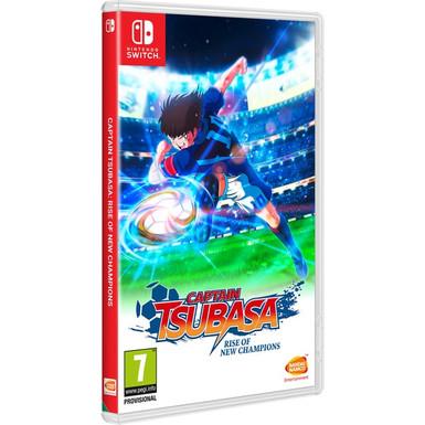 Captain Tsubasa: Rise of New Champions (Pré-venda) - Switch/Mídia Física