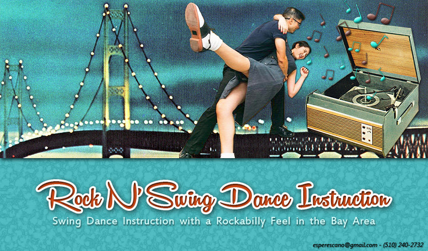 Rock n' Swing Dance Instruction Bay Area