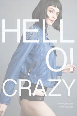 HELLO CRAZY
