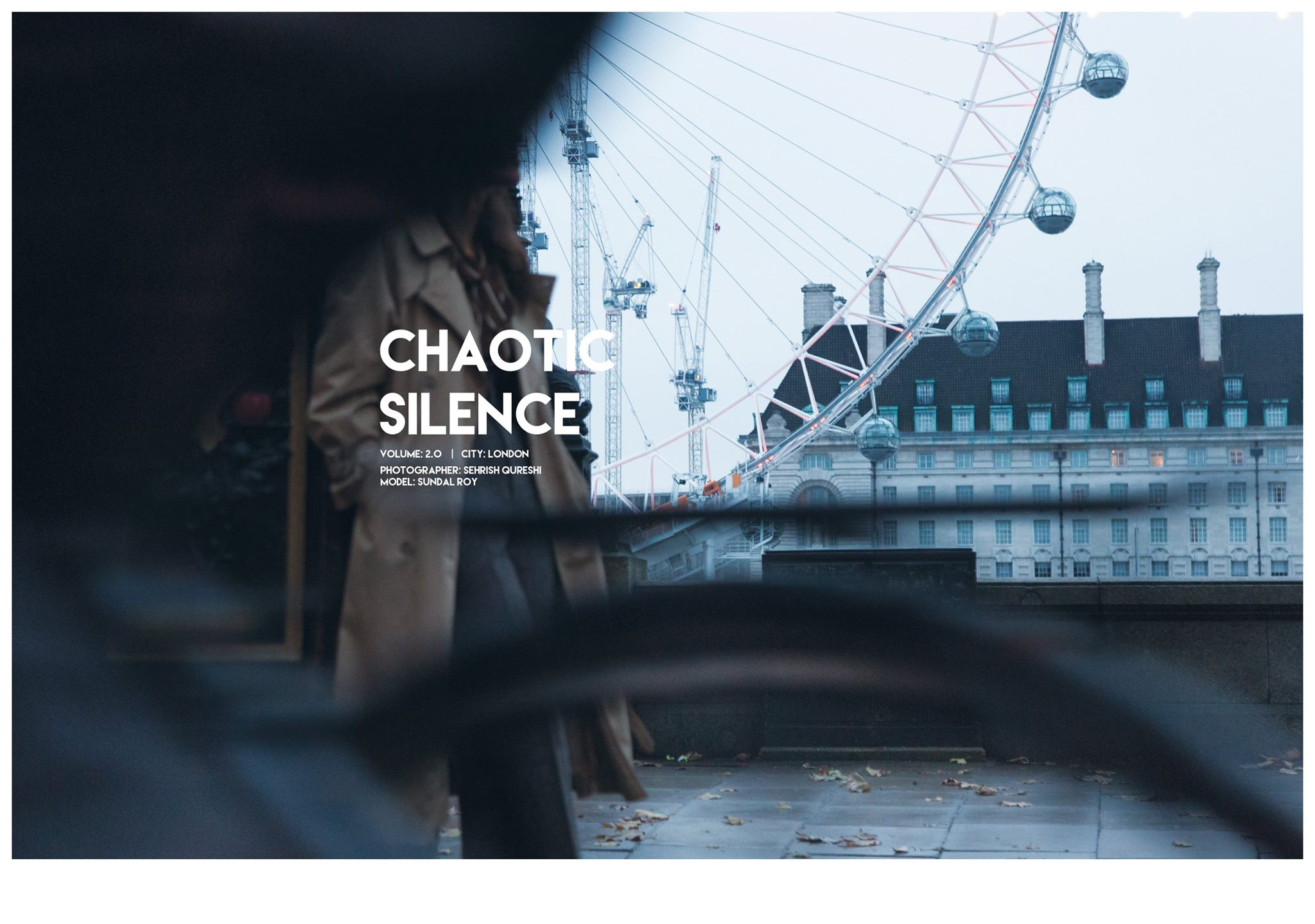 Chaotic Silence | Vol.2.0 | London