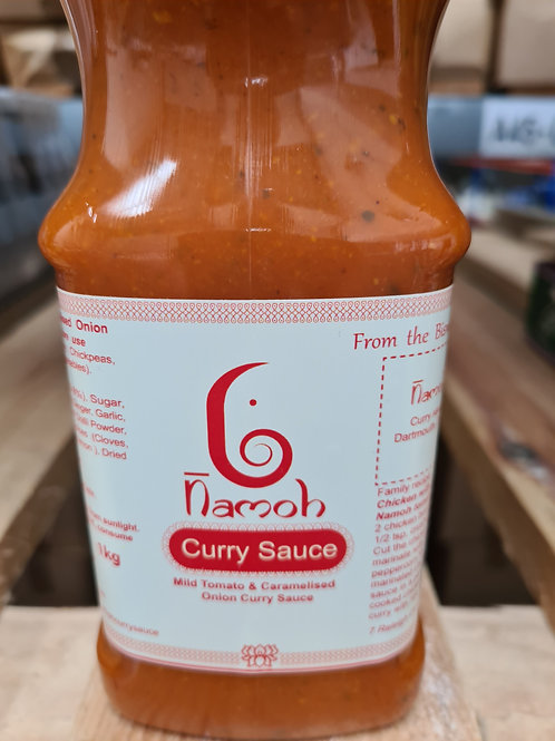 Namoh Curry Sauce 1kg
