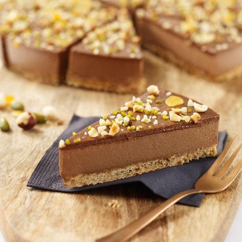 Chocolate & Hazelnut Cake 12 portion x 2.
