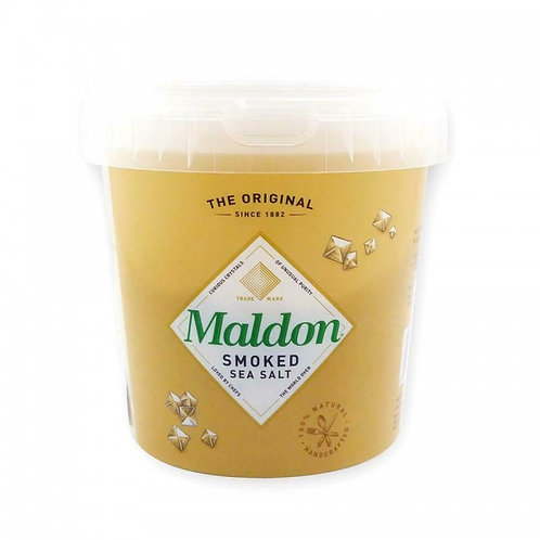 Smoked Maldon Sea Salt 500g