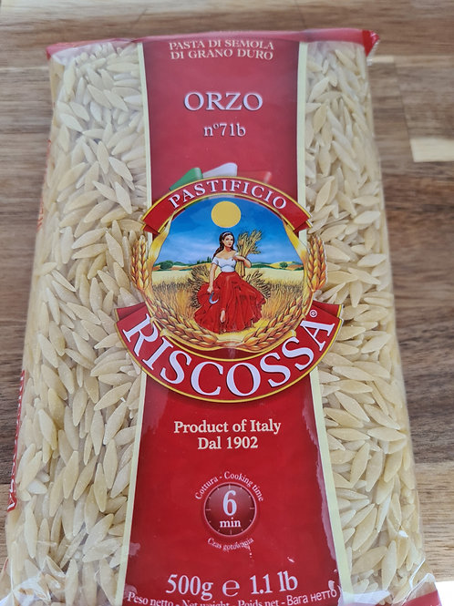 Orzo-A rice like pasta 500g