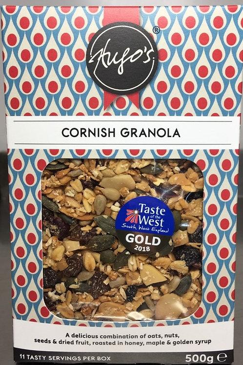 Cornish Granola 500g