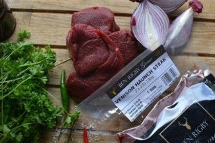 Venison Steaks 2 x 200g