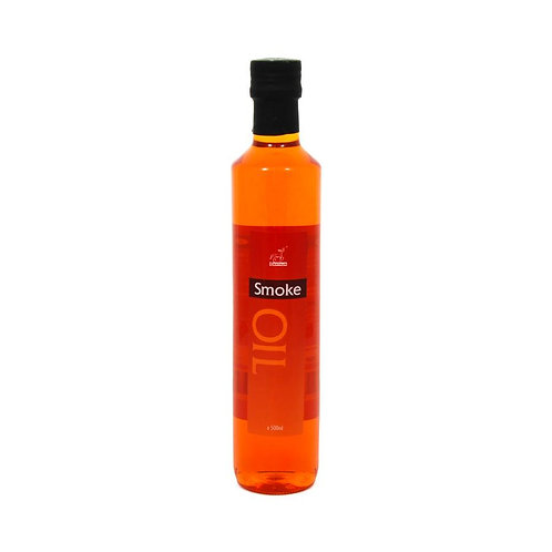 Smoked Oil. 50cl