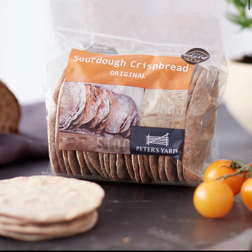 Peters Yard ORIGINAL SOURDOUGH CRISPBREAD 200G