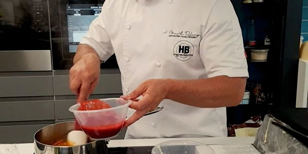 Hands-on Chocolate Masterclass with Mark Tilling