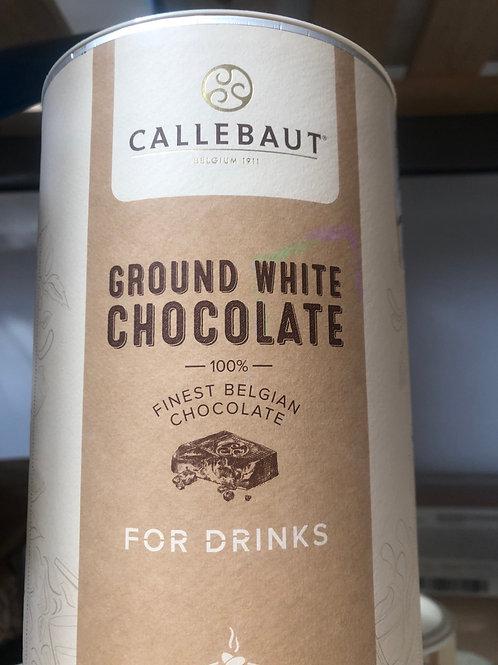 Belgium  White Drinking Chocolate Callebaut 1kg