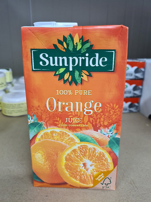 Fruit Juice Orange Juice 1lt