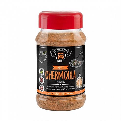 Zest Chermoula Street Food Seasoning-Essential Cuisine 260g