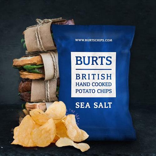 Burts Sea Salt Potato Chips 40gx20