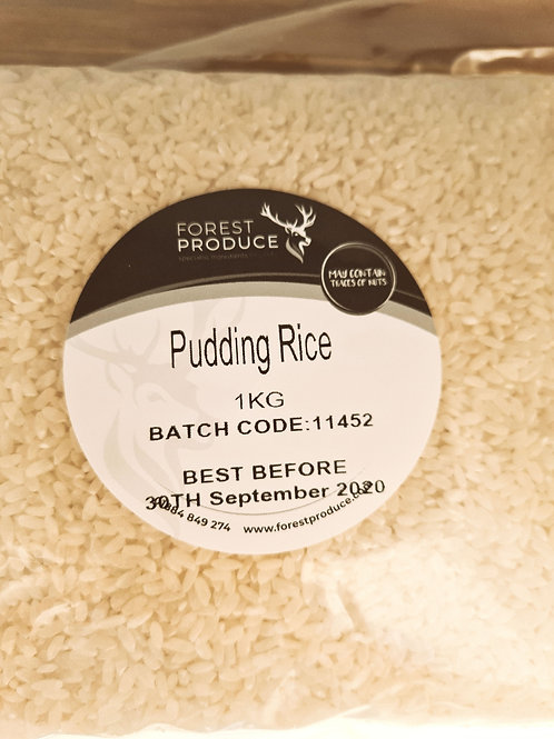 Pudding Rice 1kg