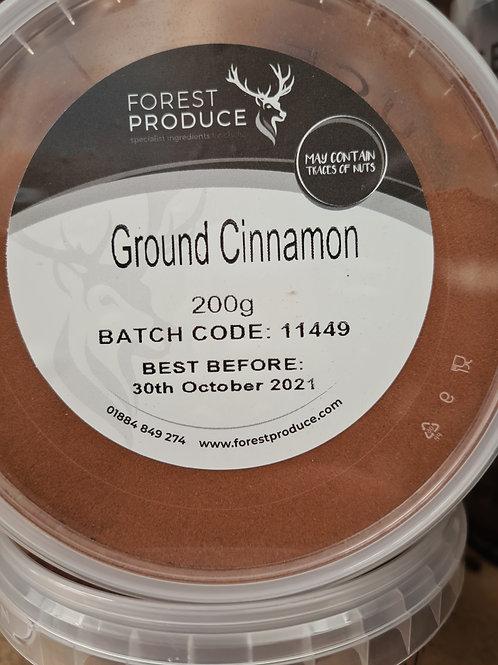 Ground Cinnamon 200g