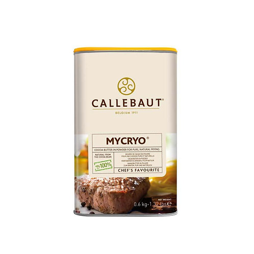 Mycryo 600g (cocoa butter) Callebaut.