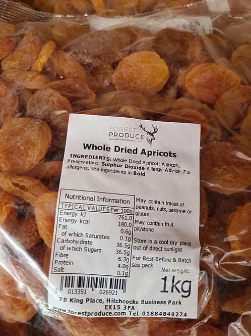 Apricots Semi-Dried 1kg