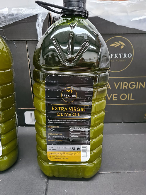 Extra Virgin Olive Oil. 5 Ltr