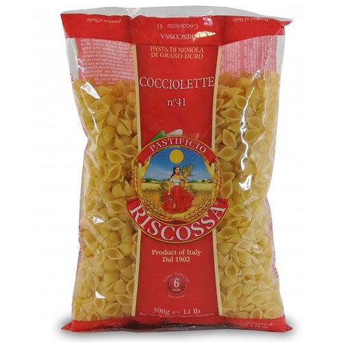 Cocciolette 500g Small Shells Pasta