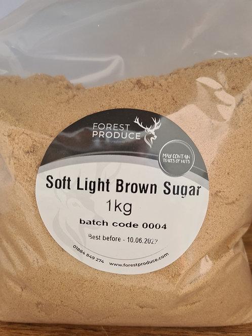 Soft Brown Sugar-Dark or Light 1kg
