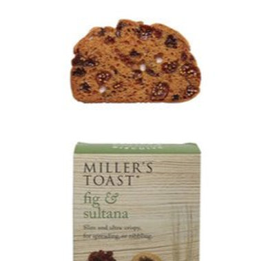 Toasts Fig and Sultana  100g