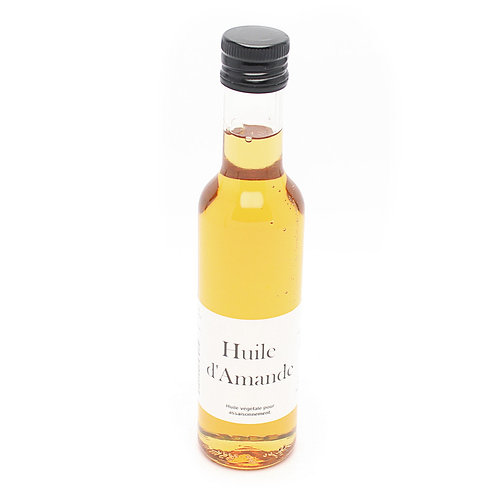 Almond Oil 25cl