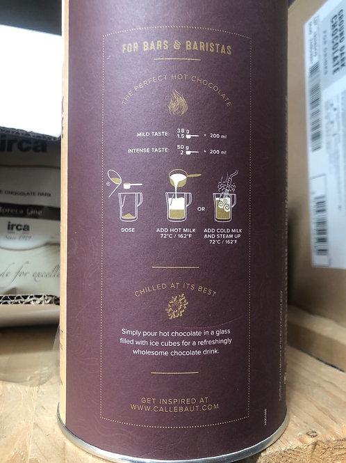 Belgium Drinking Dark Chocolate Callebaut 1kg
