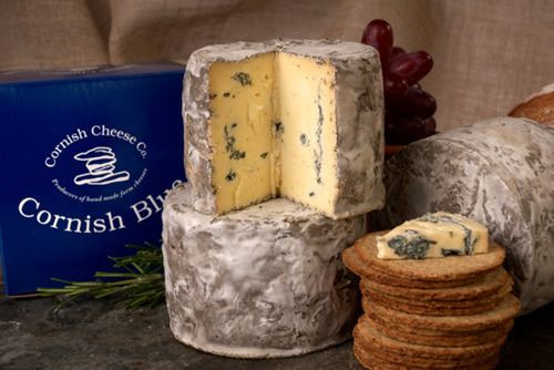 Cheese of the Week - Cornish Blue