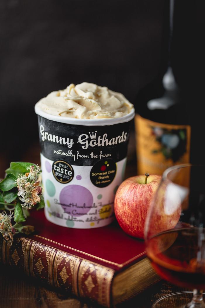 Traditional Handmade Artisan Ice Cream & Sorbets by Granny Gothards